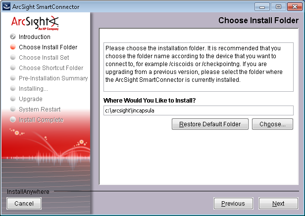 Installing a SIEM Package